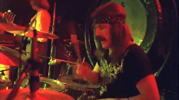 john-bonham How John Bonham's Habit of Getting With the Guitar Rather Than Bass Made Him Such a Great Drummer Random