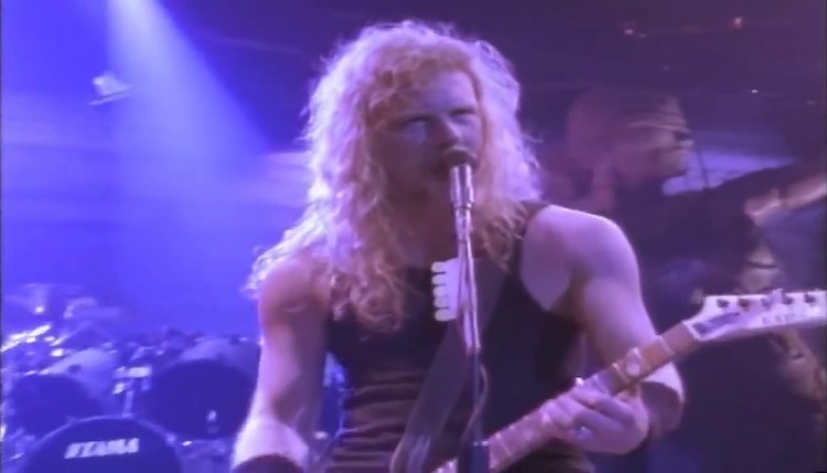 metallica-jazz A Metallica Live Performance of 'Master of Puppets' Remixed With an Intricate Jazz Cover of the Song Random