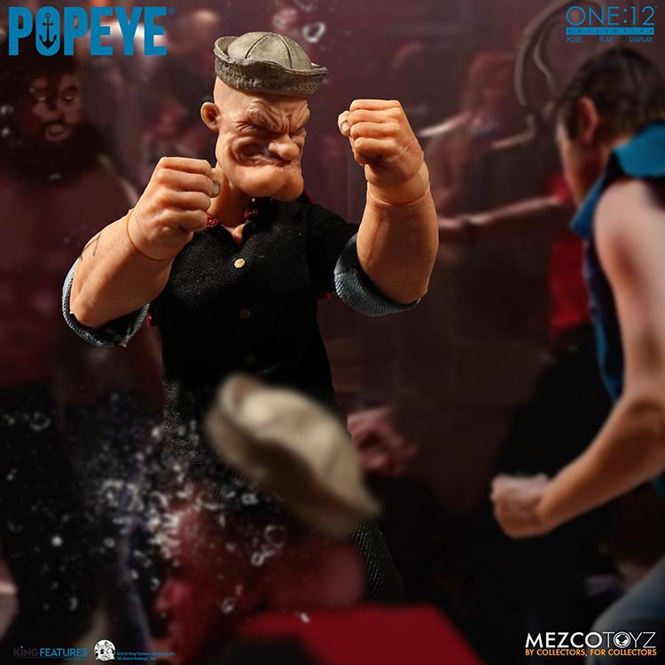 popeye-figure-2 A Realistic Popeye the Sailor Action Figure Random
