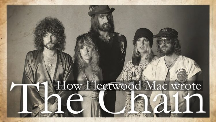 the-chain-e1522955914841 How the Members of Fleetwood Mac Wrote 'The Chain' With Licks and Lyrics Written For Other Songs Random