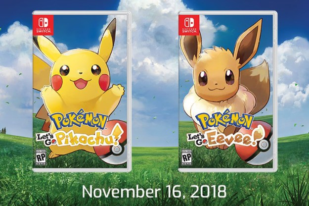 pokc3a9mon-lets-go-pikachu-and-pokc3a9mon-lets-go-eevee Pokémon: Let's Go Pikachu and Eevee RPG Games Coming to Nintendo Switch This November Random