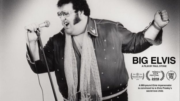 Big-Elvis-e1529951429845 A Wonderful Short Film About a 960 Pound Elvis Impersonator Who Believes Elvis is His Father Random