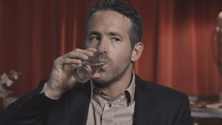 Ryan-Reynolds%E2%80%99-Twin-Returns Ryan Reynolds Is Teased by 'Identical Twin Brother' Gordon Reynolds During Aviation Gin Interview Random