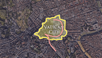 What Daily Life Looks Like In Vatican City, The Smallest Non