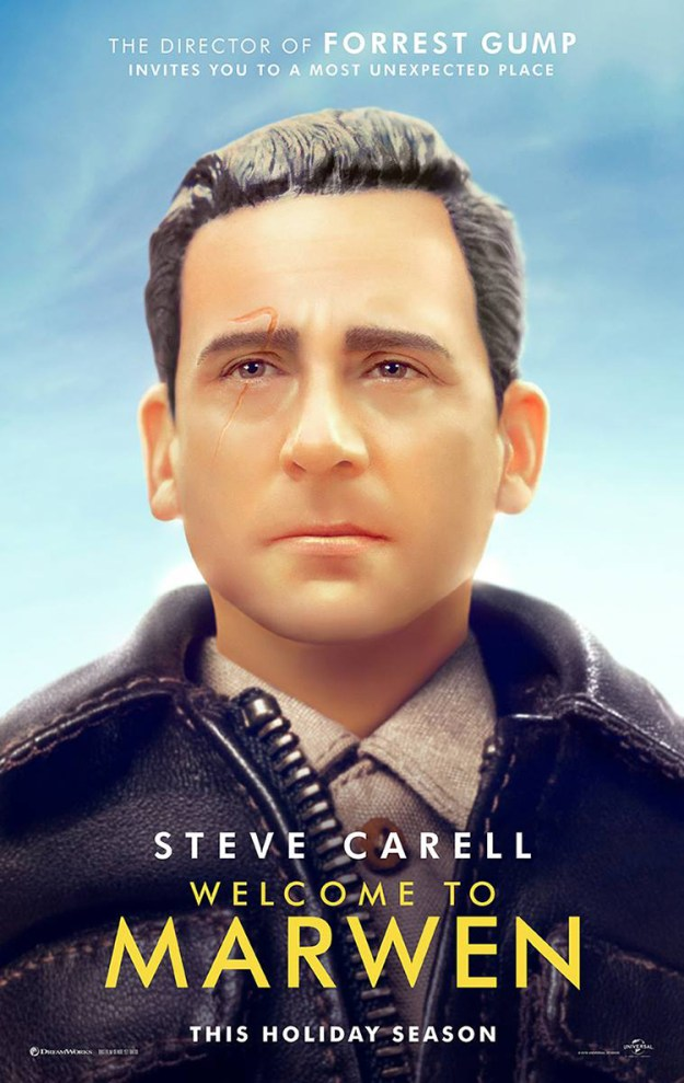 Welcome-to-Marwen Steve Carell Battles Bully Nazis With Dolls In Uplifting Trailer for Welcome to Marwen Random