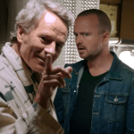 Aaron Paul Unexpectedly Finds Bryan Cranston Living Inside the Famous 'Breaking Bad' RV