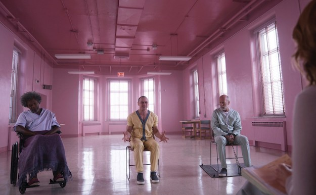 Glass-Movie The Super Humans of 'Split' and 'Unbreakable' Reunite in M. Night Shyamalan's Horror Film 'Glass' Random