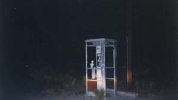 Mojave-Phone-Booth Adventures With the Mojave Phone Booth, The Tale of an Isolated Phone Booth's Rise and Fall to Fame Random