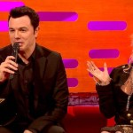 Seth MacFarlane Hilariously Sings Cyndi Lauper Songs in 'Family Guy' Voices As He Sits Beside Her