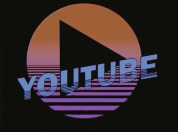 Retro-YouTube Retro Animated Intros For Modern Internet Companies Random