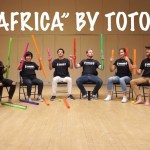A Fabulous Boomwhacker Cover of Africa by Toto
