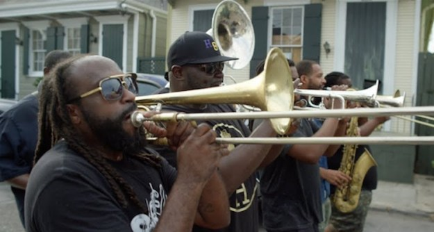 Hot-8-Brass-Band New Orleans' Hot 8 Brass Band Performs a Badass Cover of the Joy Division Song 'Love Will Tear Us Apart' Random