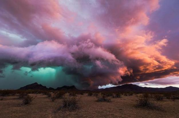 Monsoon-V Monsoon V, The Stunning Beauty of the American West Summer Skies Captured in a Gorgeous Timelapse Random