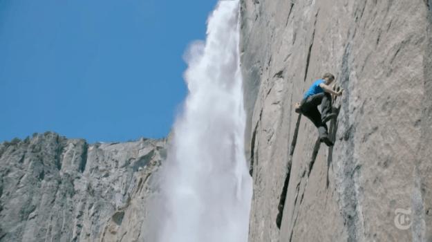 Alex-Honnold-Free-Climb-El-Capitan Filmmakers Detail the Immense Care They Took Capturing Free Solo Climb Up El Capitan in Yosemite Random