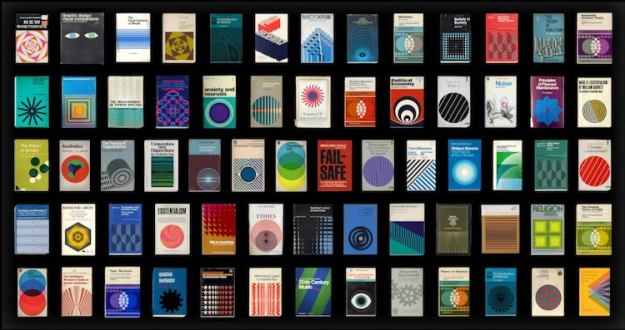 Even-More-Covers Even More Covers, A Short Film That Animates the Colorful Geometric Cover Art of 66 Vintage Books Random