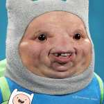 A Grotesque Real Life Version of Adventure Time's Finn