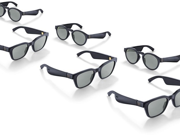 Bose-Frames Stylish Sunglasses Embedded With Tiny Bose Speakers Random