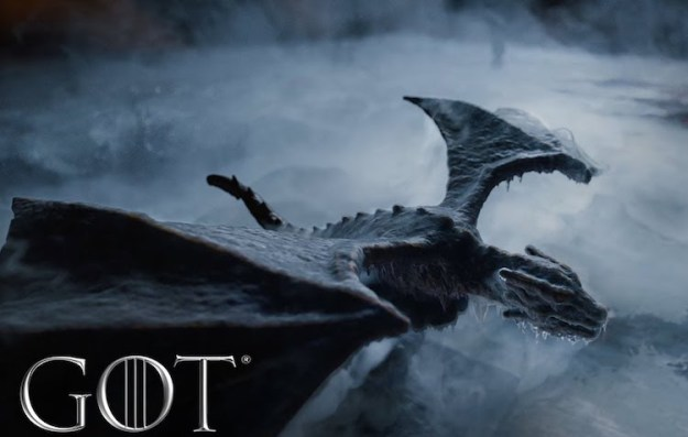 GOT-Season-Eight-Final-Ice-Fire Ice Meets Fire in the Teaser Trailer for the Eighth and Final Season of 'Game of Thrones' Random