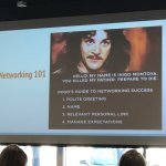 Inigo Montoya's Guide to Networking Success