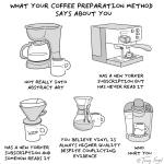 What Your Coffee Preparation Method Says About You