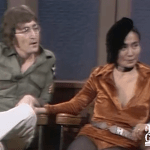 John Lennon and Yoko Ono Discuss the Breakup of The Beatles and Other Subjects With Dick Cavett in 1971