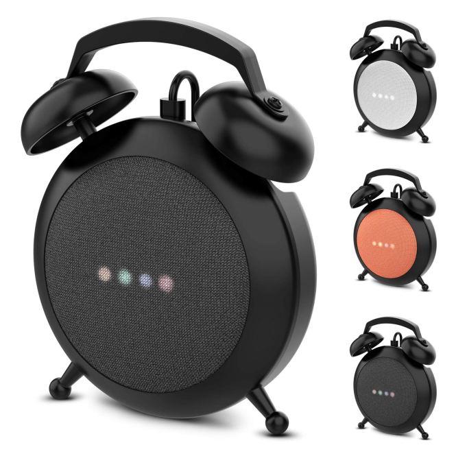 Retro Bell Ringing Alarm Clock