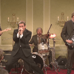 "A Father Reunites With His Punk Rock Band to Play ""Fistfight in the Parking Lot"" at His Daughter's Wedding"
