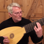Classic Rock Songs Elegantly Played on Baroque Lute