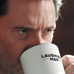 Ryan Reynolds Narrates Hugh Jackman's Cranky Morning Routine Before a Cup of Laughing Man Coffee