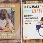 Amusing Parodies of Vintage Album Covers