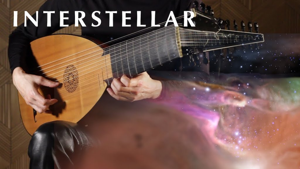 A Lush Baroque Lute Cover of the 'Interstellar' Theme