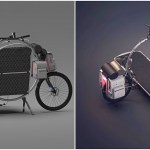 The Cercle, An Inventive Concept Bicycle With a Multifunctional Circular Frame for Convenient Camping