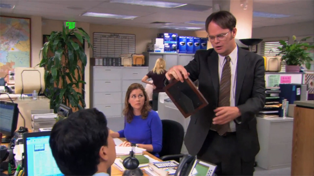 Dwight Meets Asian Jim - The Office