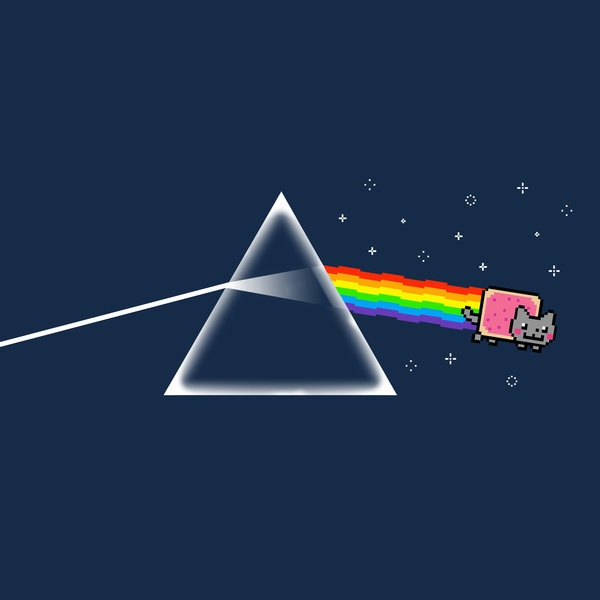 ...and the sun is eclipsed by the Nyan.