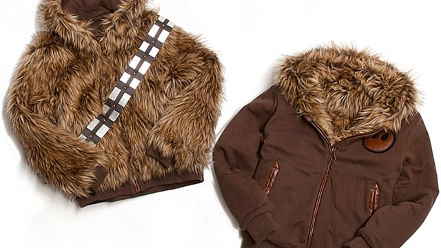 Reversible Star Wars Chewbacca And Han Solo Hoodie - Hoodie will turn you into chewbacca from star wars