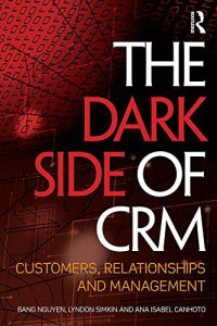 """The Dark Side of CRM"" contributing author"
