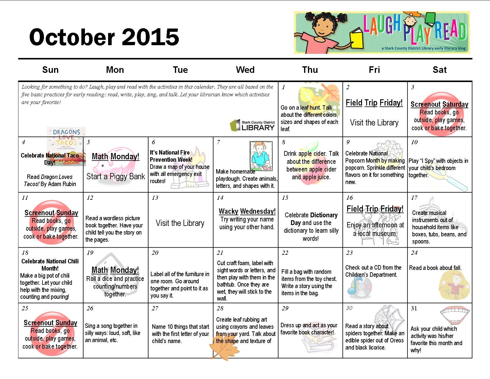 March Senior Activity Calendar Fun Easy Senior