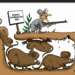 Is president Buhari fighting corruption or rats?