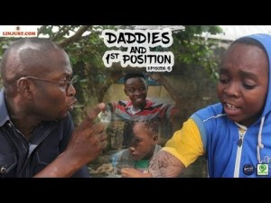 Comedy Skit: Daddies and first position