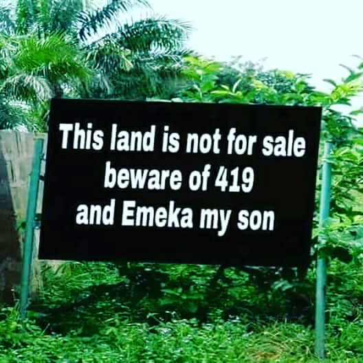 Papa Emeka Cannot even trust His Son