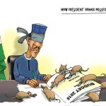 How president Buhari missed the rats