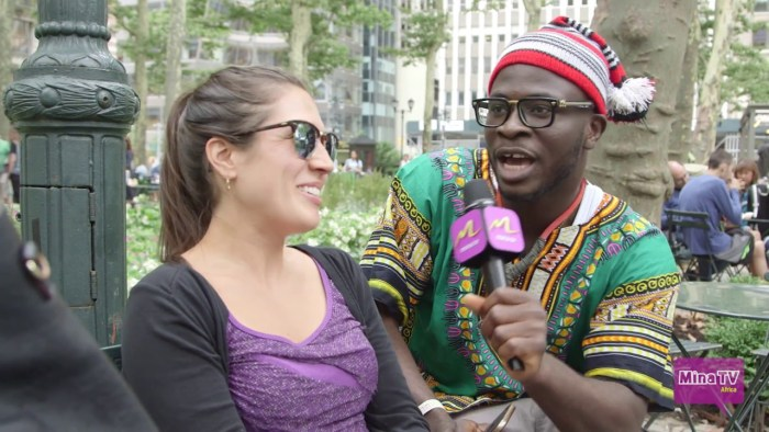 DR CRAZE in NYC – Is Africa a Country or a Continent?