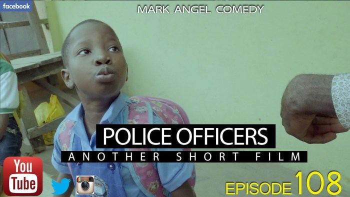 Mark Angel Comedy – Police Officers