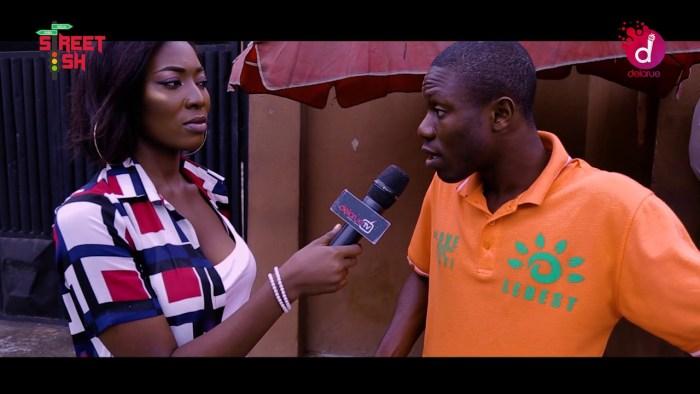 DelarueLIVE – Nigerian Don't Know President Buhari's Surname