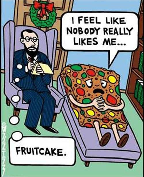 Correct Fruitcake