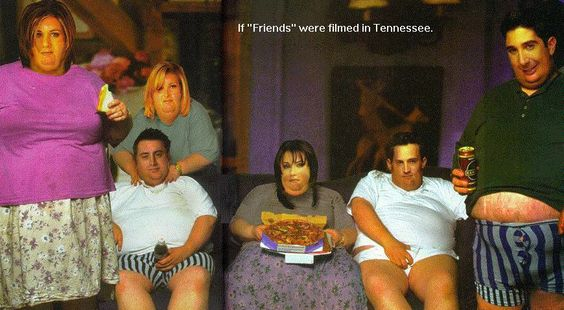 Friends Set In Tennessee