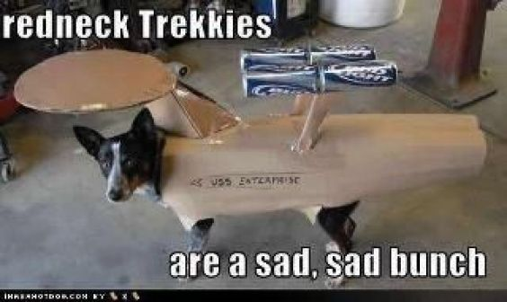 Redneck Trekkies photo
