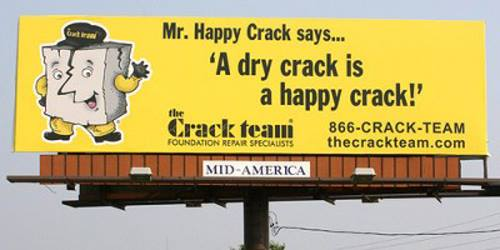 Mr Happy Crack