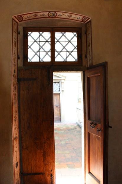 The door is open, so dream big.