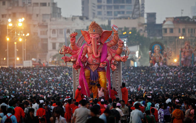 Things about Lord Ganesha which you don't know Happy ganesh Chaturthi